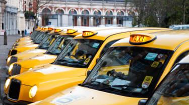 London cabs hailo