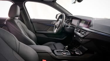 BMW 1 Series 2019 interior