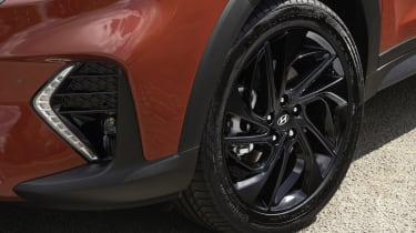 Hyundai Tucson N Line - wheel