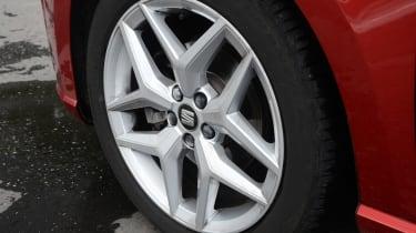 SEAT Ibiza - wheel