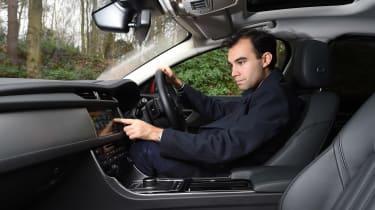 Jaguar XF long term - second report James Batchelor