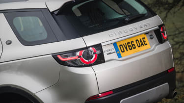 Land Rover Discovery Sport MY2107 - rear detail