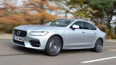 Volvo S90 T8 - front