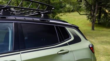 Jeep's wildest concepts driven - Trailpass rear doors