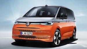 Volkswagen T7 Multivan - front static