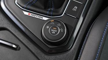 Volkswagen Tigun R - drive mode