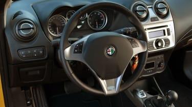 Alfa Romeo MiTo TCT interior