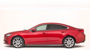 Used Mazda 6 - side