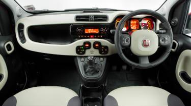 Used Fiat Panda - dash