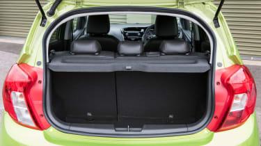 Vauxhall Viva 2015 - boot