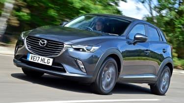 Mazda CX-3 - front
