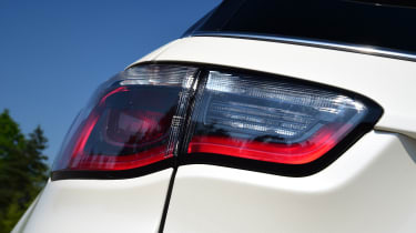 Jeep Compass - taillight