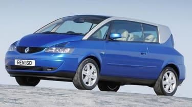 Best French modern classics - Renault Avantime
