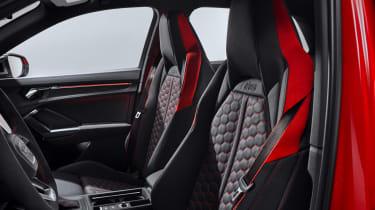 Audi RS Q3 - seats