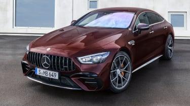 Mercedes-AMG GT 4-Door 2021 facelift - front static