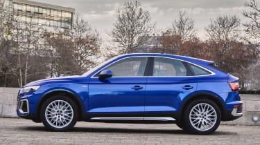 Audi Q5 Sportback - side static