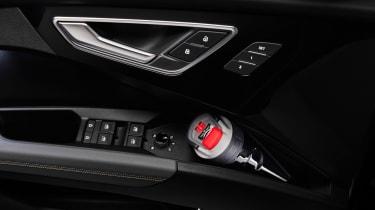 Audi Q4 e-tron prototype - door