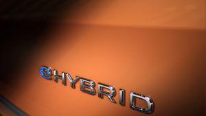 Volkswagen Transporter T7 eHybrid teaser