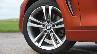 BMW 4 Series Gran Coupe - wheel