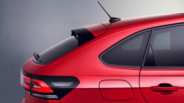 Volkswagen Taigo R-Line - rear profile