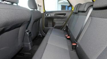 Used Citroen C4 Cactus - rear seats
