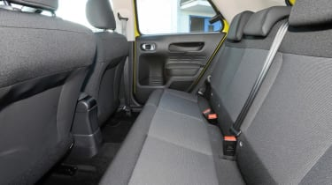 Used Citroen C4 Cactus - rear seats