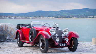 Lot 54 – 1928 Mercedes-Benz TYP S 26/120/180 Supercharged Sports Tourer