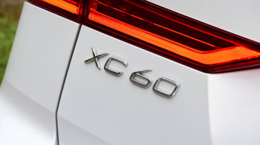Volvo XC60 - badge