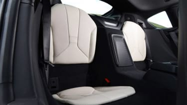 Used BMW i8 - rear seats