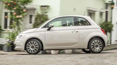 Fiat 500 profile