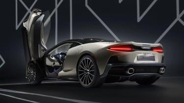 Mclaren GT MSO - door open rear