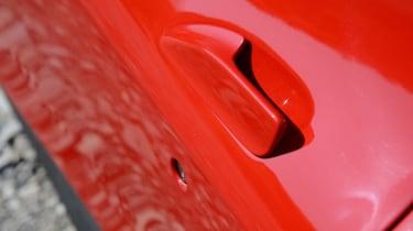 Ferrari 812 Superfast - steering wheel