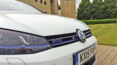 VW Golf GTE - nose