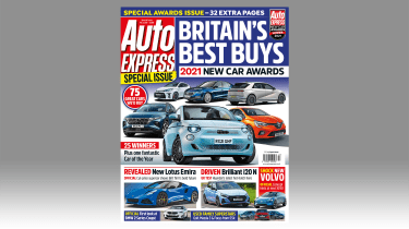 Auto Express Issue 1,685