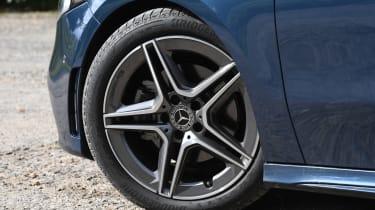 Mercedes A-Class - wheel