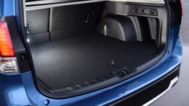 Subaru Forester e-Boxer - boot