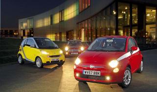 Fiat 3 cars