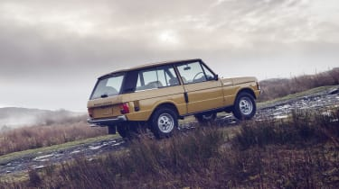 Range Rover Reborn - rear static