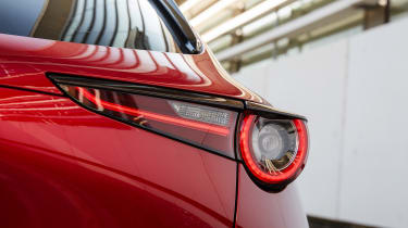 Mazda CX-30 SkyActiv-X - rear light