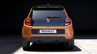 Renault Twingo GT - full rear