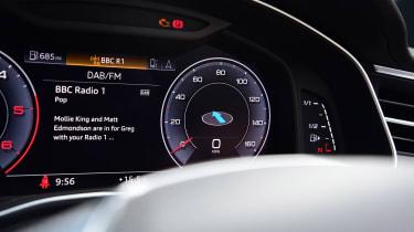 Audi A6 Avant long termer - final report dials