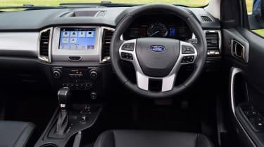 Ford Ranger - dash