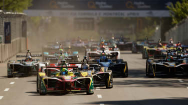 Motorsport review 2017 - Formula E