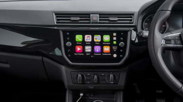 SEAT Ibiza FR 1.5 TSI Evo - infotainment