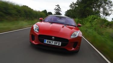 Jaguar F-Type 4-cylinder - full front