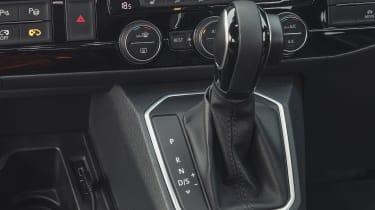 Volkswagen Caravelle - interior