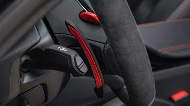 BMW M5 CS - interior detail