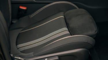 MINI Shadow Edition seat