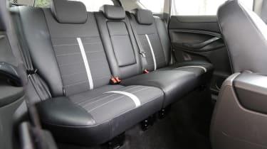 Used Ford Kuga - rear seats