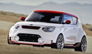 Kia Track'ster concept front